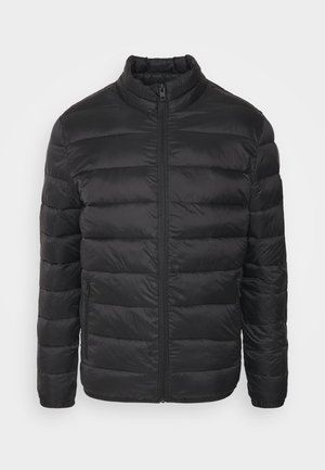 JJEMAGIC PUFFER COLLAR  - Light jacket - black