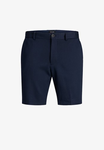 JJIPHIL CHINO - Short - navy blazer