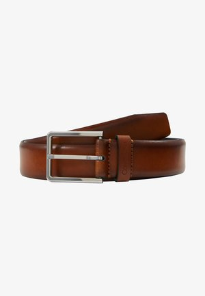 BOMBED BELT - Belt - brown