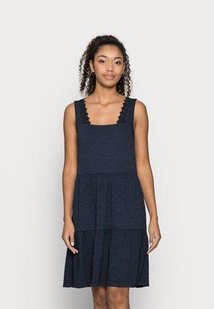 VMALICE SHORT DRESS PETIT - Jersey dress - navy