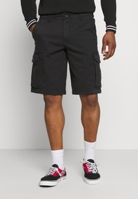 Hollister Co. - Shorts - black - 0