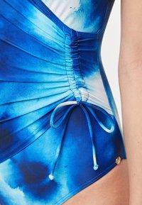 Next - Swimsuit - blue - 2
