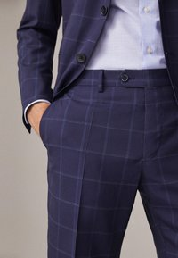 Massimo Dutti - Suit trousers - blue - 1