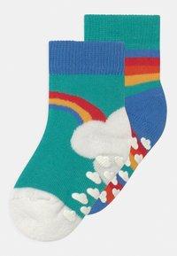 Frugi - GRIPPY 2 PACK UNISEX - Socks - multi-coloured - 0
