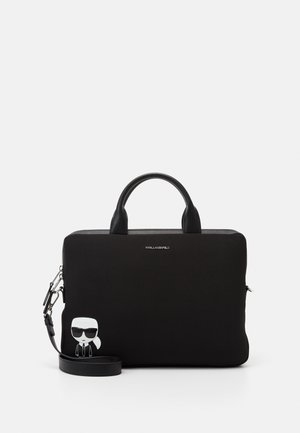 IKONIK LAPTOP SLEEVE STRAP - Briefcase - black