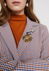 Rich & Royal - DECORATED COAT - Summer jacket - cornflower blue - 4
