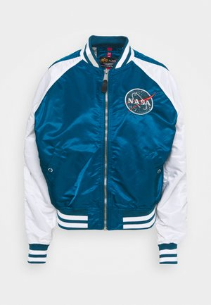 NASA - Bomber bunda - naval blue