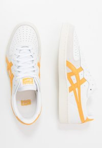 Onitsuka Tiger - Sneakersy niskie - white/yellow - 1
