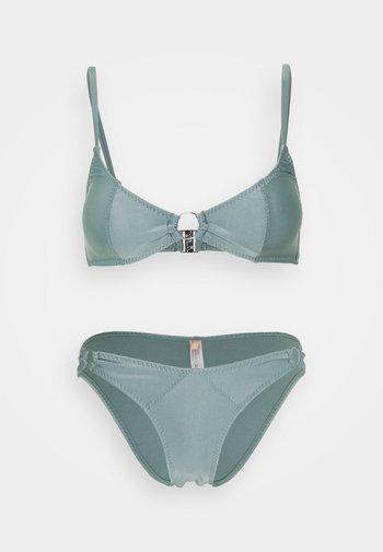 SO GONE - Bikini - dusty blue
