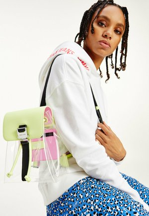 Rucksack - faded lime