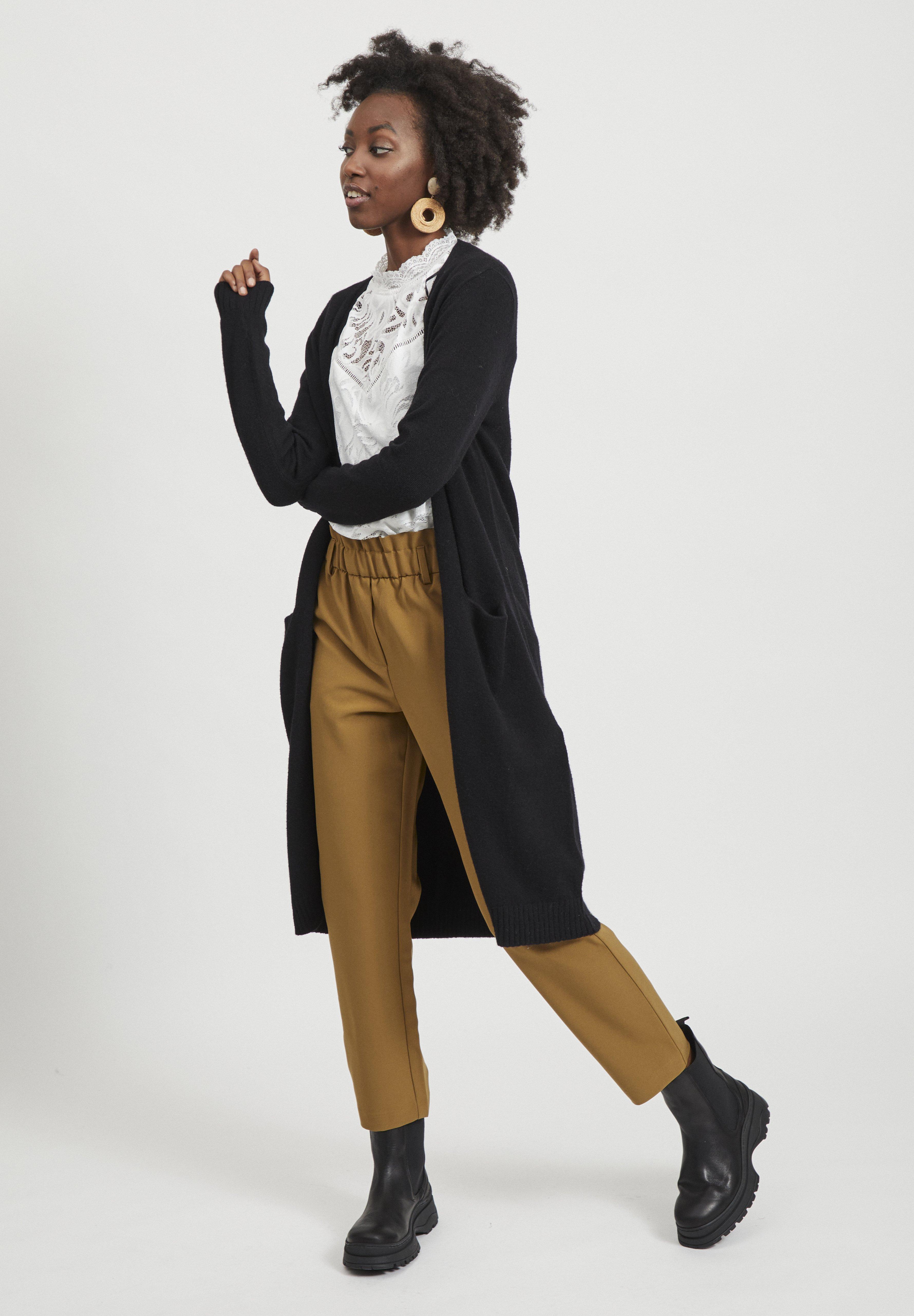 Damen VIRIL LONG - Strickjacke