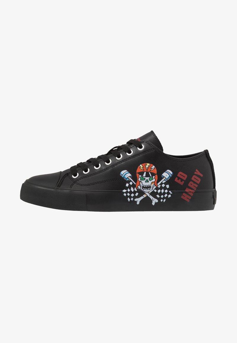 Ed Hardy - RACER  - Sneakers - black