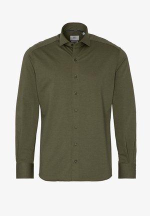 MODERN FIT - Formal shirt - khaki