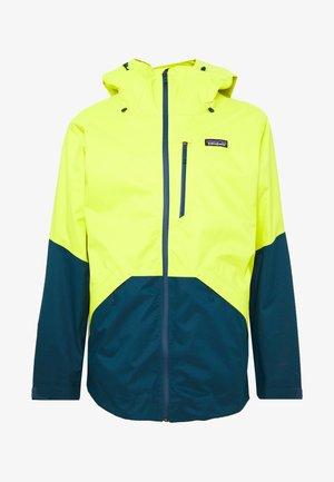 SNOWSHOT  - Kurtka narciarska - chartreuse