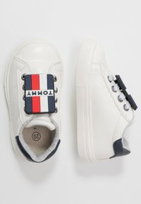 Tommy Hilfiger - Trainers - white/blue - 0