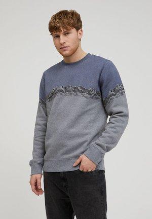 YAARICK MOUNTAINS  - Sweatshirt - mid grey melange