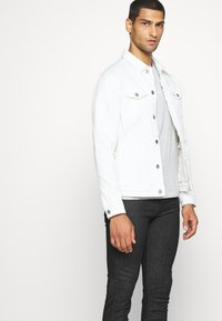 Replay - ANBASSX LIGHT - Jeans Skinny Fit - black - 3