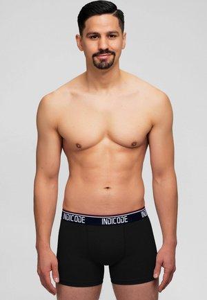 7 PACK JOHNNY - Pants - black
