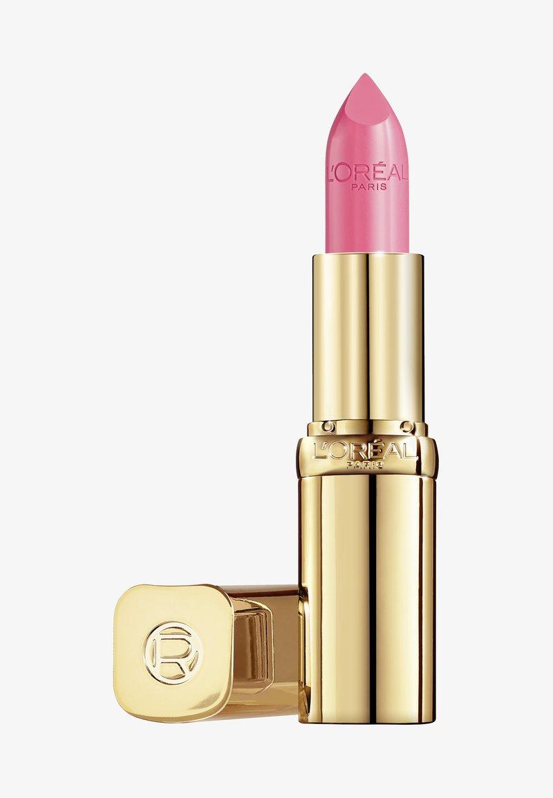 L'Oréal Paris - COLOR RICHE SATIN - Lipstick - 117 rose please