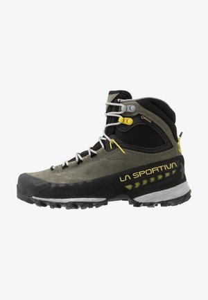 TX5 WOMAN GTX - Hiking shoes - clay/celery
