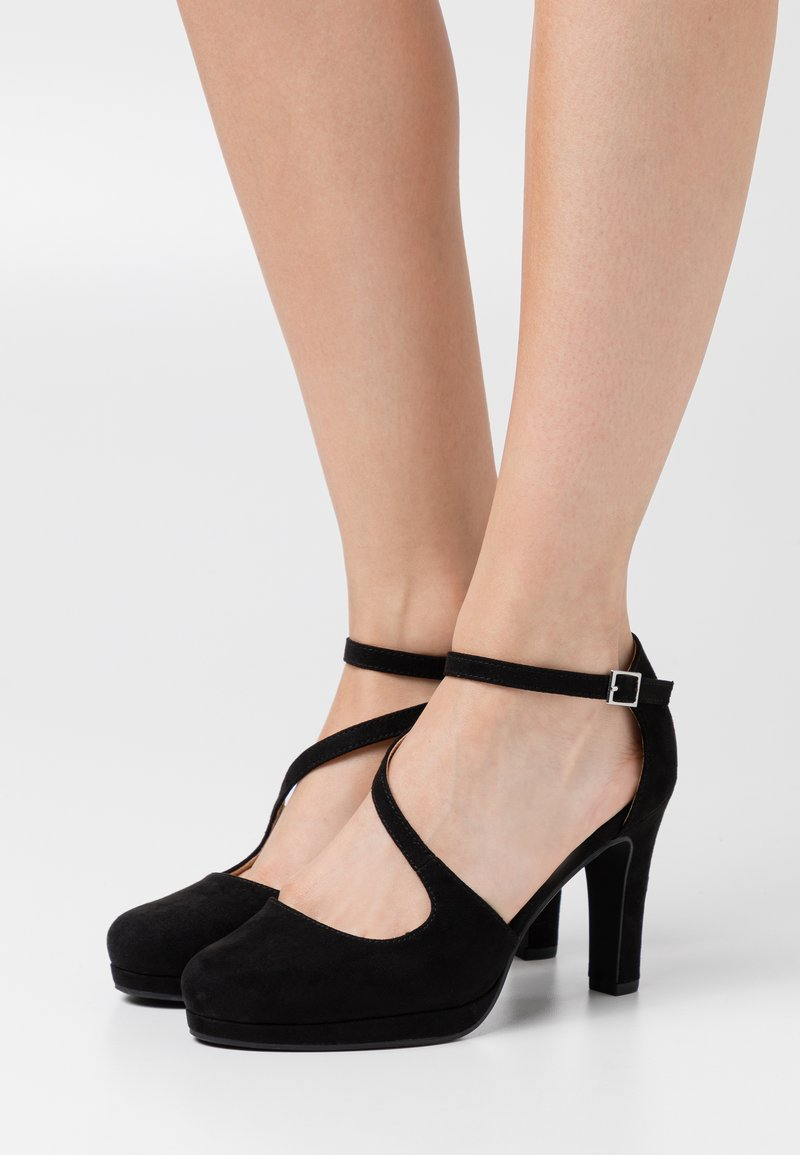 Anna Field - Zapatos altos - black
