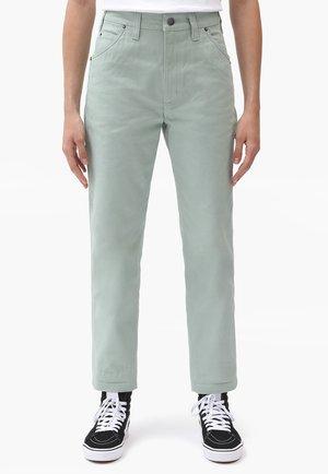 DC CARPENTER PANT W - Trousers - jadeite