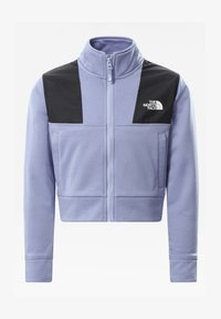 The North Face - G SURGENT FULL ZIP CROPPED - Training jacket - sweet lavender heather - 0