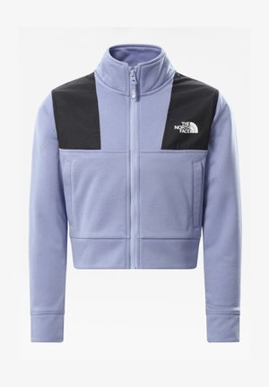 G SURGENT FULL ZIP CROPPED - Training jacket - sweet lavender heather
