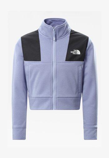 G SURGENT FULL ZIP CROPPED - Training jacket - sweet lavender heather