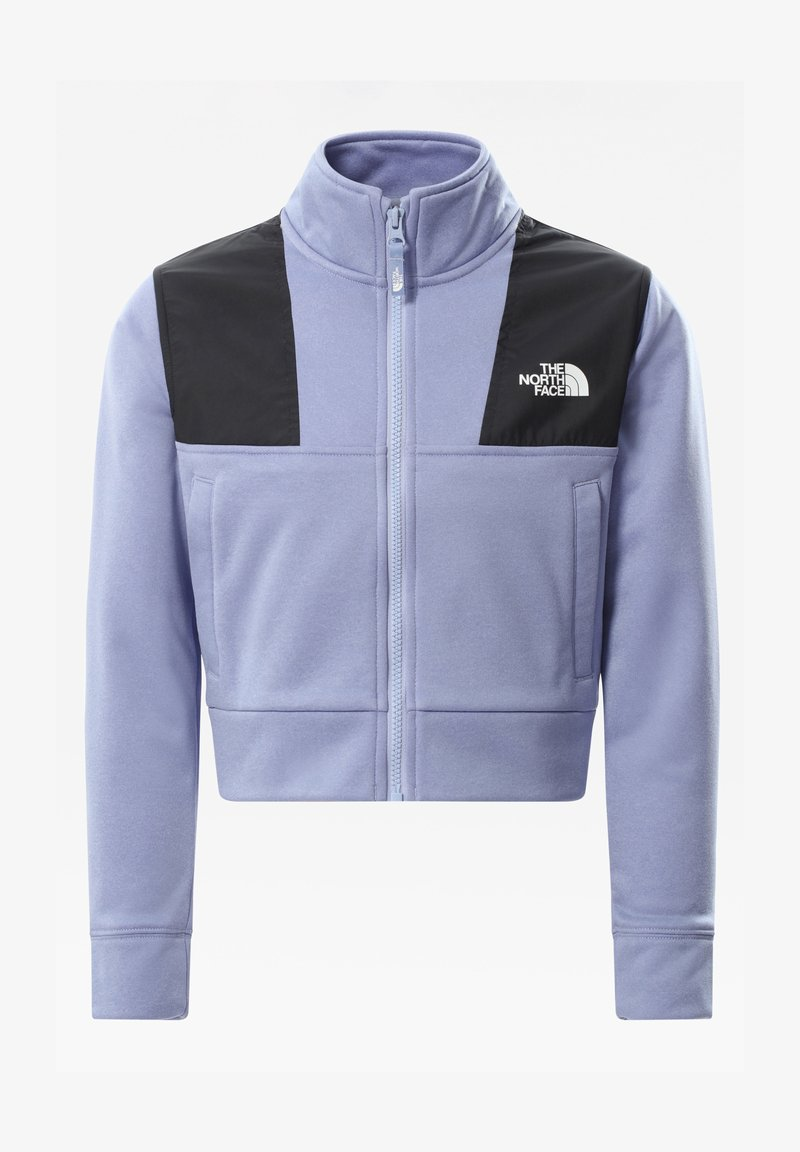 The North Face - G SURGENT FULL ZIP CROPPED - Training jacket - sweet lavender heather
