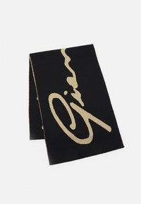 Versace - SCIARPA MAGLIA - Scarf - nero/oro - 0