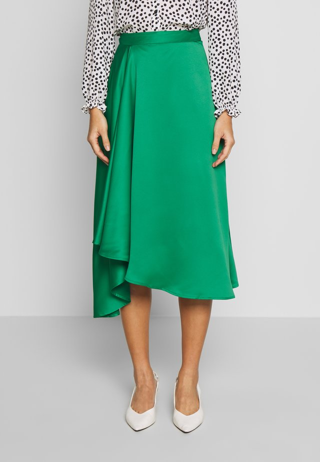 ZOEYLC SKIRT - Jupe trapèze - jolly green