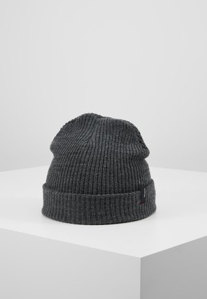 HEIST BEANIE - Beanie - heather grey