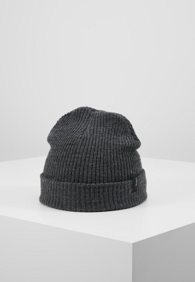 HEIST BEANIE - Bonnet - heather grey