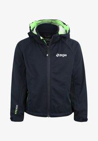 ZIGZAG - GRAND LAKE W-PRO  - Light jacket - dark navy - 3