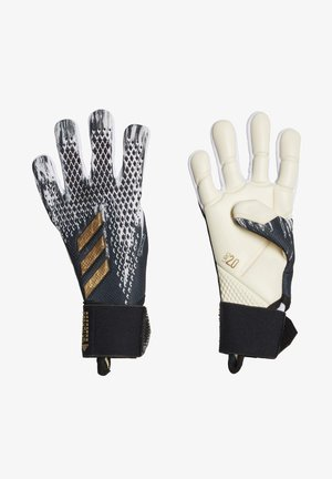 PREDATOR 20 PRO JUNIOR - Goalkeeping gloves - black