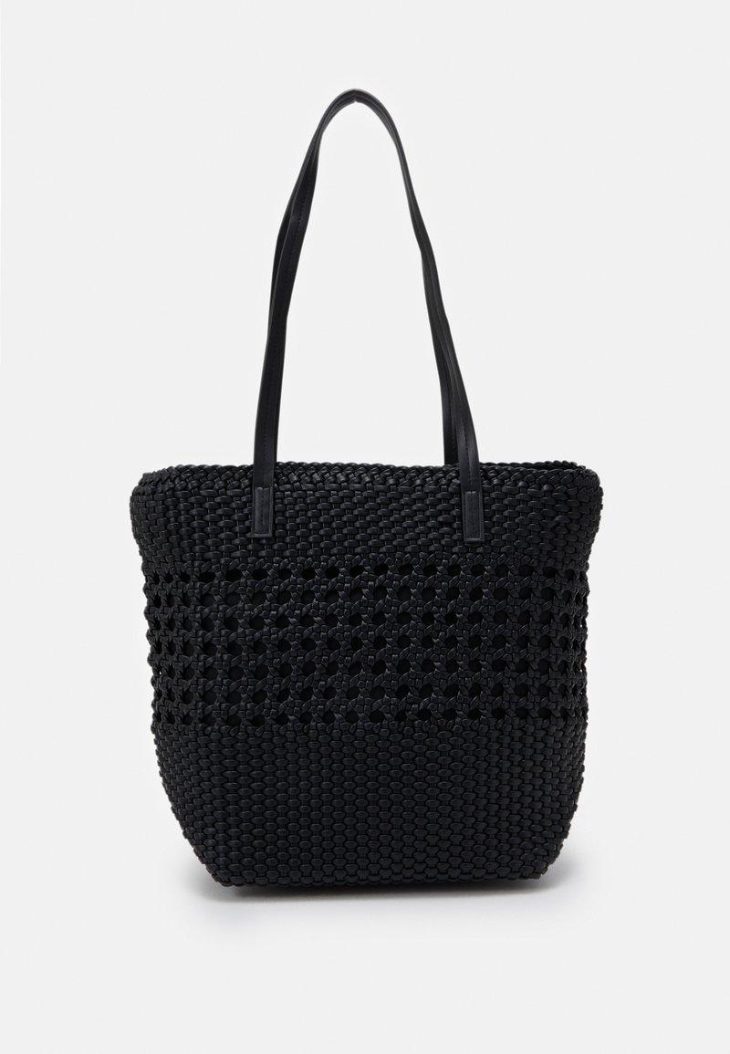 PARFOIS - BAG TWIST  - Handbag - black