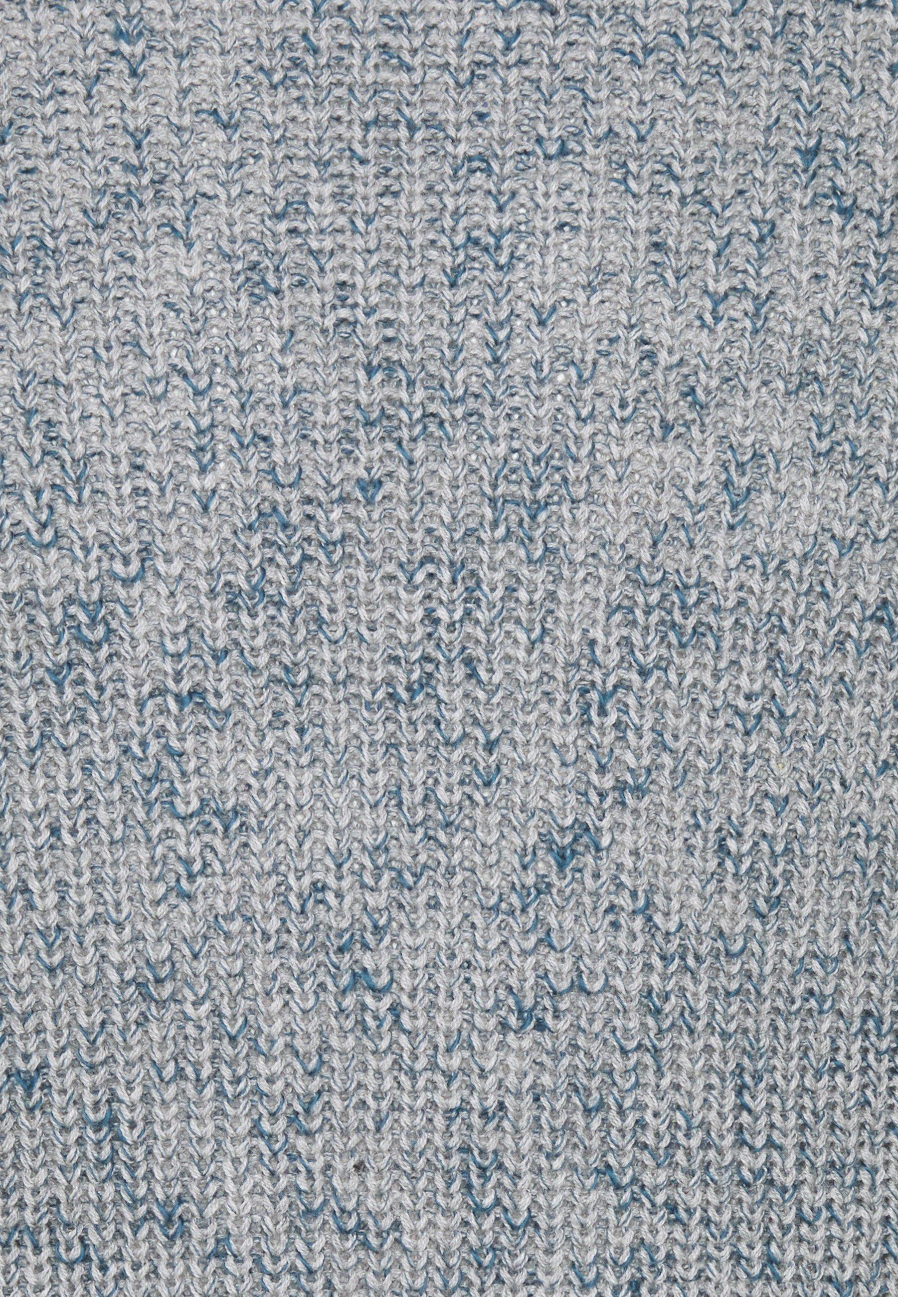 Blend Strickpullover - Blue/grey
