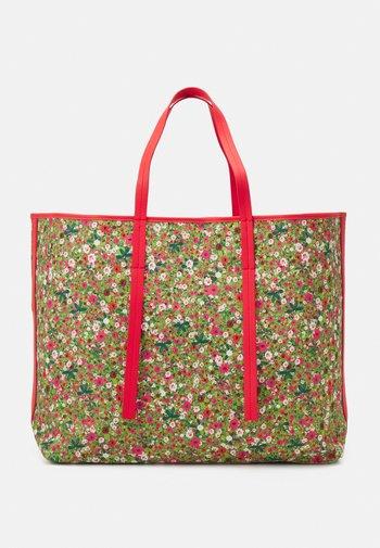 SHOPPER BAG SET - Tote bag - drake