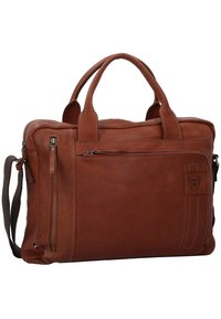 Strellson - UPMINSTER - Briefcase - cognac - 3