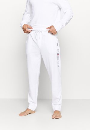 TRACK PANT - Pyjama bottoms - white