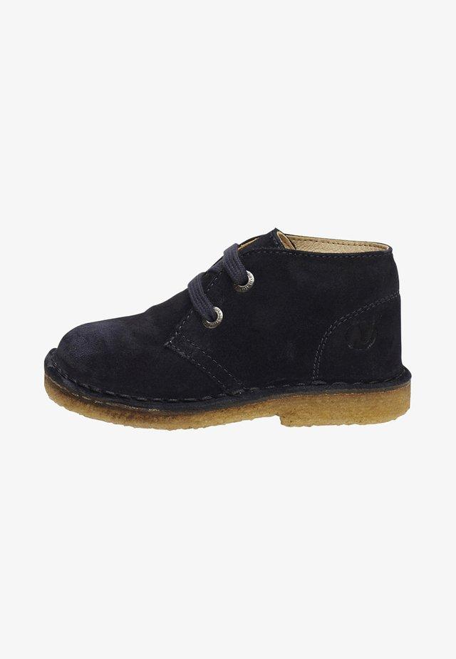 MILKY - Chaussures à lacets - blue