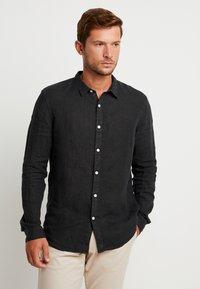 Pier One - Shirt - black - 0