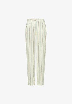 STYLE FARINA - Trousers - white