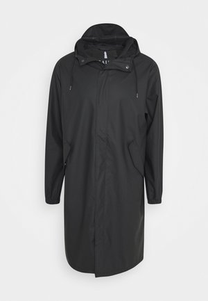 UNISEX FISHTAIL  - Parka - black