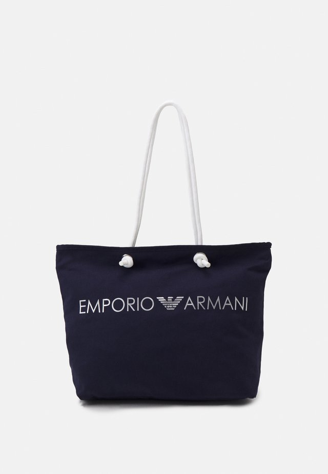 BEACH WOMANS SHOPPING BAG - Strandaccessoire - marine/marine