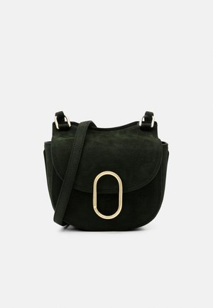 ALIX MINI HUNTER - Torba na ramię - dark green