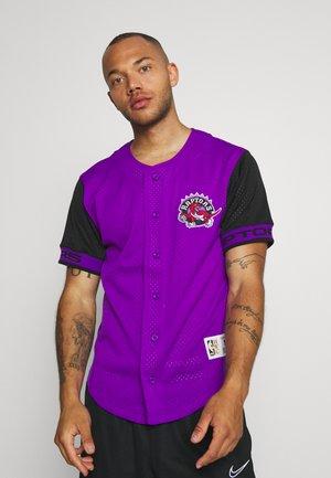 NBA TORONTO RAPTORS PURE SHOOTER - Klubové oblečení - purple
