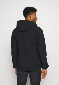 Icepeak - ALLENTON - Soft shell jacket - black - 2