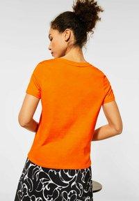 Street One - Basic T-shirt - orange - 2